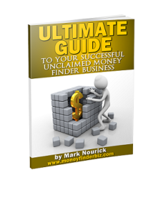 unclaimed money finder business guide